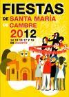 FESTAS DE SANTA MARÍA DE CAMBRE 2012