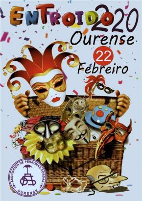 Entroido en la Asociación de Personas Sordas de Ourense, APSOU