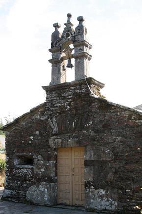 Fiesta en Honor a Santa Barbara en la Capilla de San Cosme de Alto Xestoso