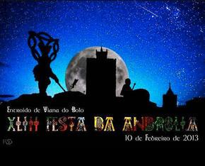 Festa da Androlla en Viana do Bolo