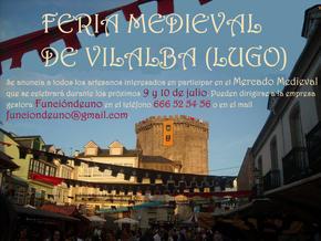 Feira Medieval de Vilalba