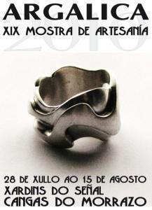 ARGALICA, Mostra de Artesanía en Cangas