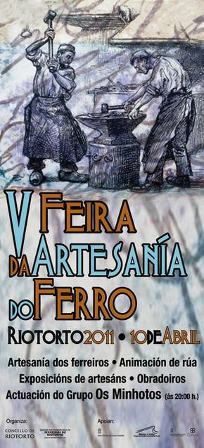 Feira da Artesania do Ferro de  Riotorto