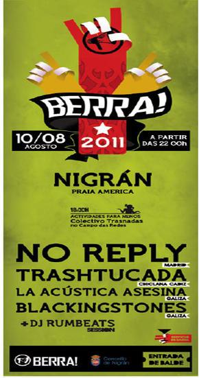 Festival Berra Nigrán