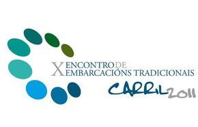 X Encontro de Embarcacións Tradicionais de Galicia.
