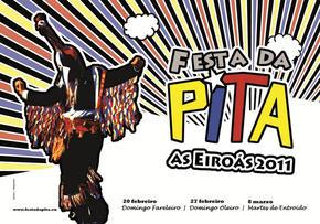 FESTA DA PITA, Domingo fareleiro - AS EIROÁS