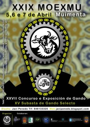 XXX Feira de Mostras e Exposicións de Muimenta, MOEXMU