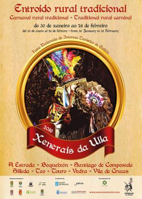 Xenerais da Ulla en Piloño ( Vila de Cruces )