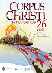 CORPUS CHRISTI EN PONTEAREAS