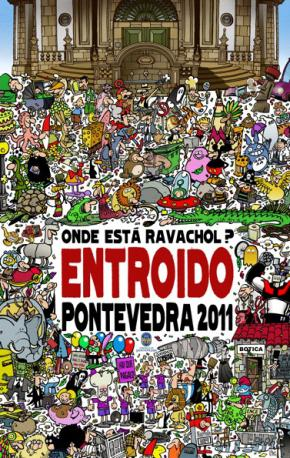 Entroido en Pontevedra