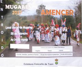 Entroido en Mugares (Toén)