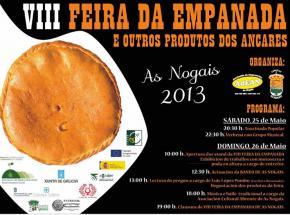 FERIA DE LA EMPANADA e outros productos dos Ancares