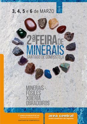 Feira de Minerais de Santiago de Compostela