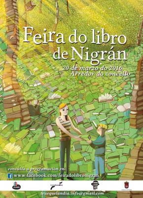 Feira do libro de Nigrán