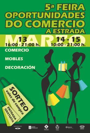 FEIRA DE OPORTUNIDADES DO COMERCIO - A ESTRADA