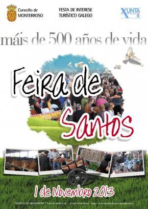 FEIRA DE SANTOS EN MONTERROSO