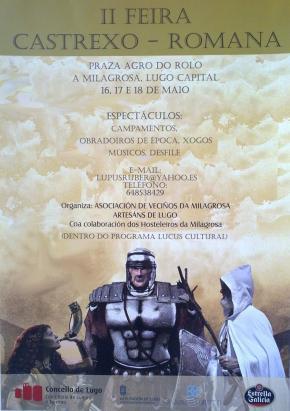 II FEIRA CASTREXO ROMANA