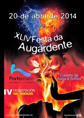 FESTA DA AUGARDENTE DE PORTOMARÍN