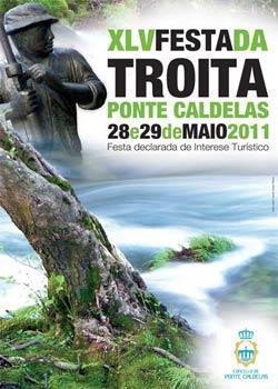 Festa da Troita en Ponte Caldelas