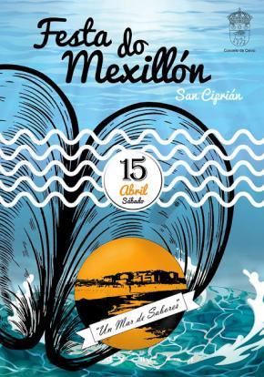 Festa do  Mexillón  en San Ciprian (Cervo)