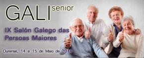 GALISENIOR, 9º Salón Gallego de las Personas Mayores