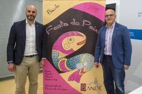 """44ª edición da """"Festa do Peixe"""" de Bande"""