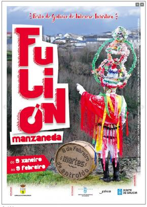 Fulión - Tradicional Entroido de Manzaneda