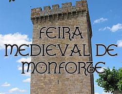FEIRA MEDIEVAL EN MONFORTE DE LEMOS