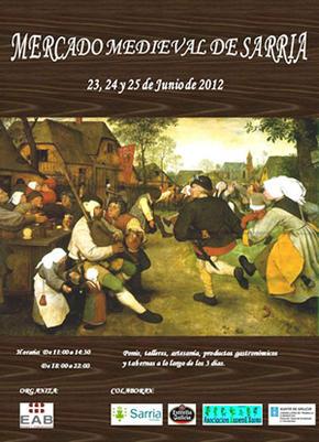 Mercado Medieval de Sarria