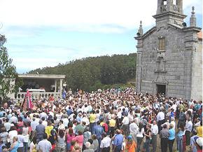 Festas dos Milagros en Caión, Laracha