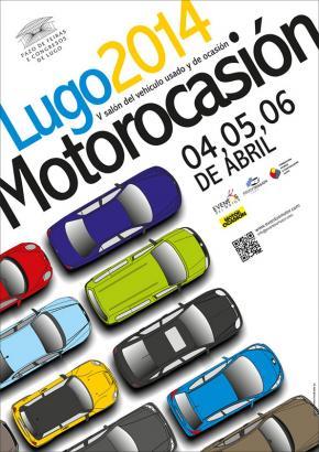 Motorocasión Lugo,  Salón del Vehículo Usado y de Ocasión