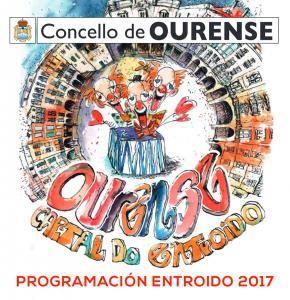 Entroido en Ourense Ciudad