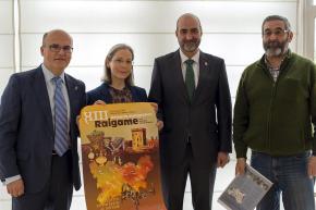 """XIII edición da Romaría Etnográfica """"Raigame"""""""