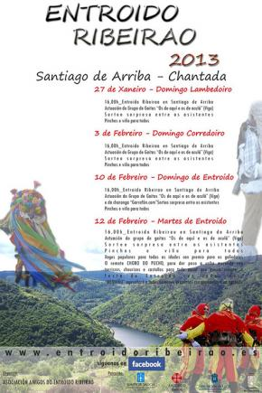 Entroido de Chantada, RIBEIRAO