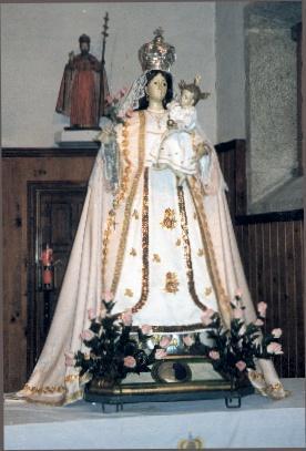 Fiesta-Romeria en VAL XESTOSO-Virgen de los REMEDIOS.