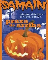 Festa do Samaín en O Grove