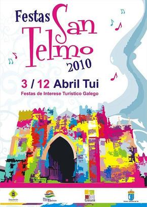 FESTAS DE SAN TELMO EN  TUI, declaradas de interese turístico galego