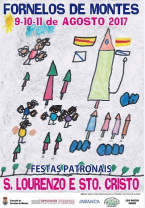 Festas de San Lorenzo en Fornelos de Montes