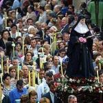 Festas de Santa Rita en Vilagarcia de Arousa