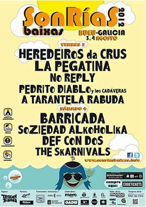 Festival SonRías Baixas