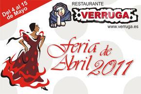 El Verruga celebra un año más su Feria de Abril