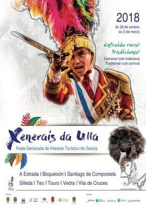 Xenerais da Ulla, ( Comarca ) programa 2019